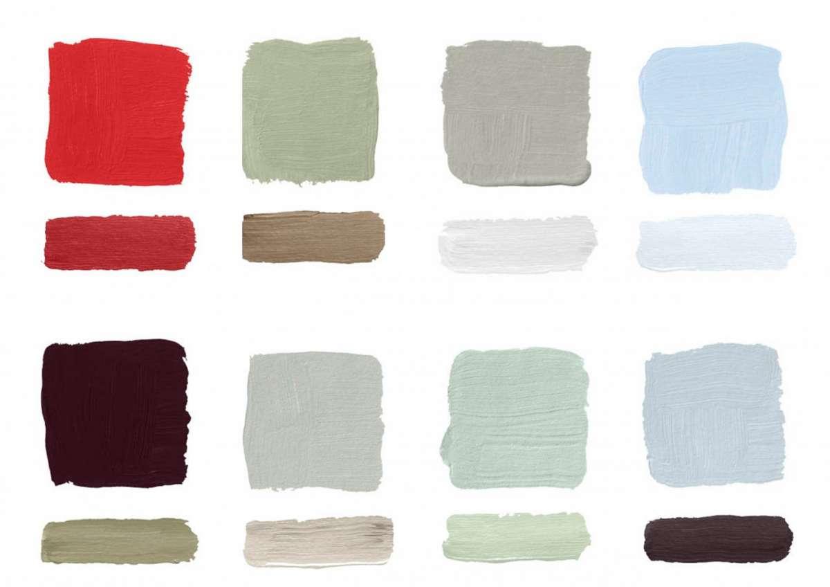 Abbinamento tortora, colori da associare