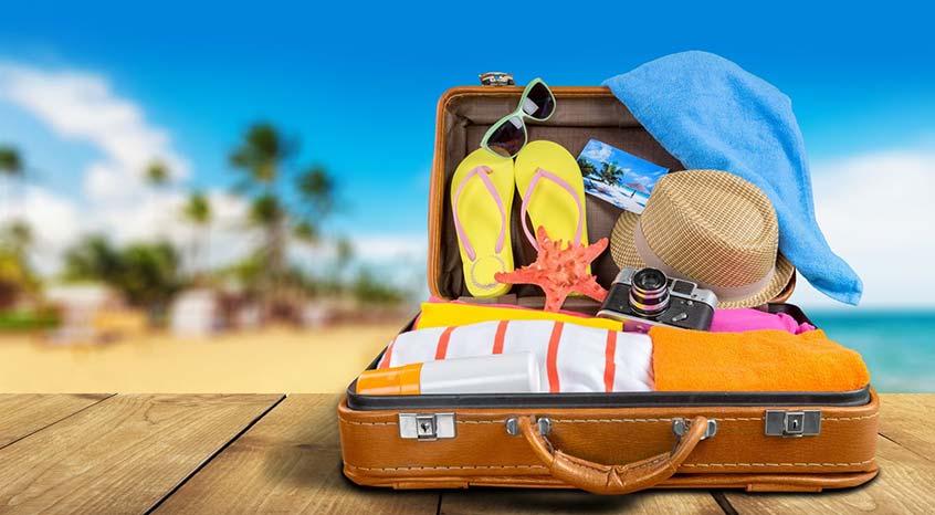 cosa mettere in valigia accessori