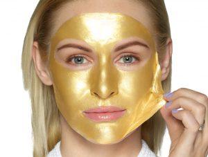 Maschera ultra preziosa tonificante