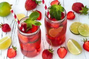 ricette acque aromatizzate