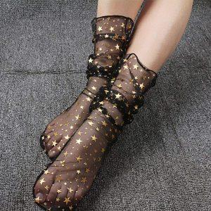 tipi di lingerie calzini