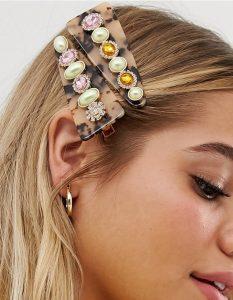 accessori per pettinature di moda