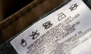 significato dei simboli per il lavaggio