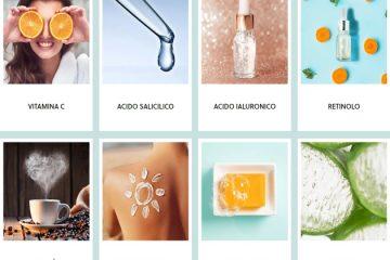 ingredienti dei cosmetici