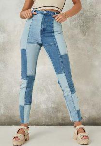 jeans particolari donna